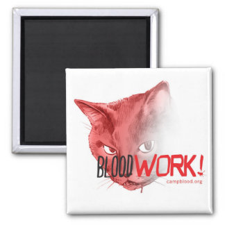 BloodWork! Season 5 magnet