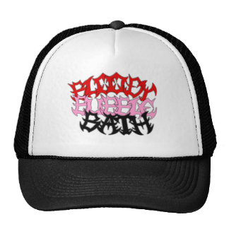 Bloody Bubble Bath Trucker Hat