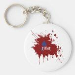 Bloody free tibet keychains