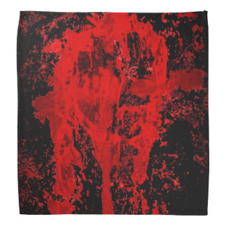 Bloody Gothic Pagan Celtic Cross Do-rags