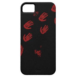 Bloody Handprint Phone case