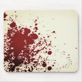 Bloody Marry Mouse Pad. Mouse Pad