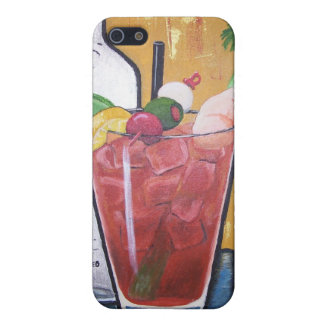 Bloody Mary Fine Art iPhone 5 Cases