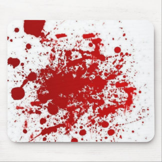 Bloody Mousepad