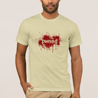 Bloody pwned T-Shirt