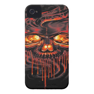 Bloody Red Skeletons Case-Mate iPhone 4 Cases