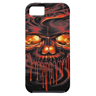 Bloody Red Skeletons iPhone 5 Cover