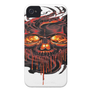 Bloody Red Skeletons PNG Case-Mate iPhone 4 Case