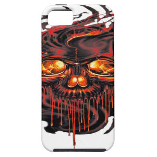 Bloody Red Skeletons PNG iPhone 5 Cases