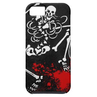 Bloody Skeleton iPhone 5 Covers