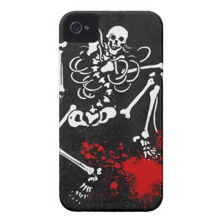 Bloody Skeleton iPhone 4 Covers
