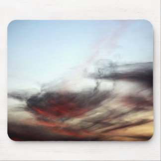 bloody skies mouse pad