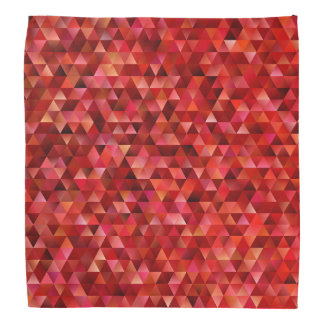 Bloody triangles bandana