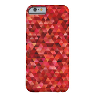 Bloody triangles barely there iPhone 6 case
