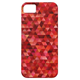 Bloody triangles case for the iPhone 5