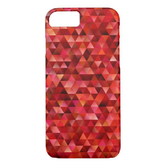 Bloody triangles iPhone 8/7 case