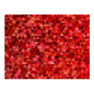 Bloody triangles postcard