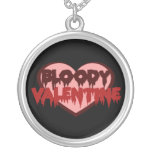 Bloody Valentine Pendants