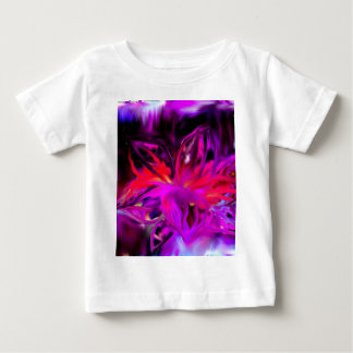 Bloom Abstract Design Baby T-Shirt