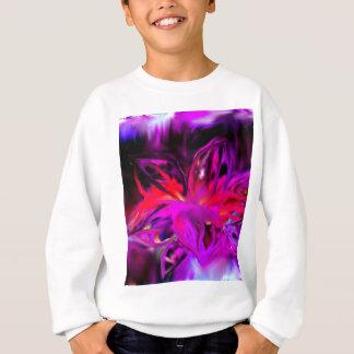 Bloom Abstract Design Sweatshirt