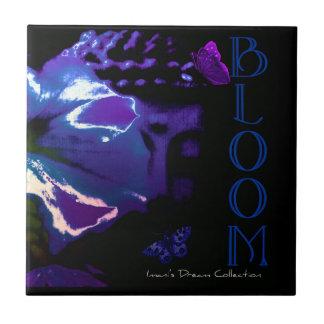 Bloom Buddha Ceramic Tile Peri