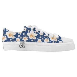 Bloom Flowers Low Tops
