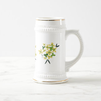 Bloom - Green Hydrangea Stein