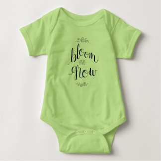 Bloom & Grow Infant Bodysuit