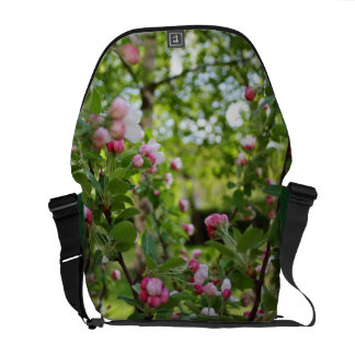 Bloom romance courier bags