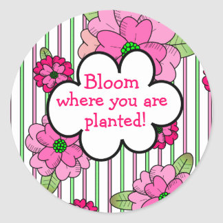Bloom! Stickers