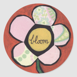 Bloom stickers