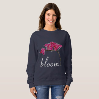 bloom. sweatshirt