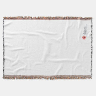 Bloom Throw Blanket