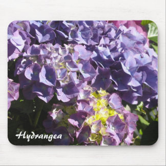Bloomin Hydrangea Mouse Pad