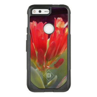 Blooming Agave OtterBox Commuter Google Pixel Case