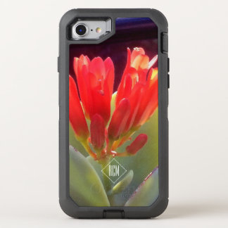 Blooming Agave OtterBox Defender iPhone 8/7 Case