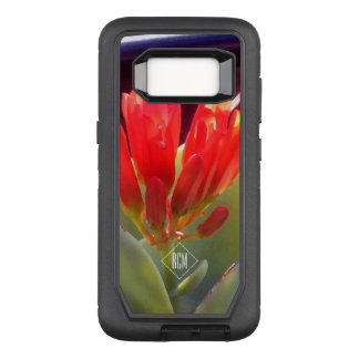 Blooming Agave OtterBox Defender Samsung Galaxy S8 Case