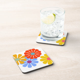 Blooming Coasters by Florence Dashiell