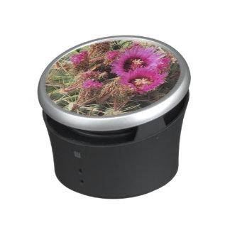 Blooming Devil s Tongue Barrel Cactus Bluetooth Speaker