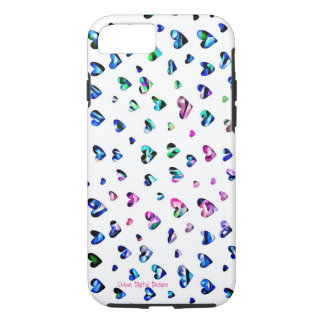 Blooming Hearts - Apple iPhone 7, Tough Phone Case