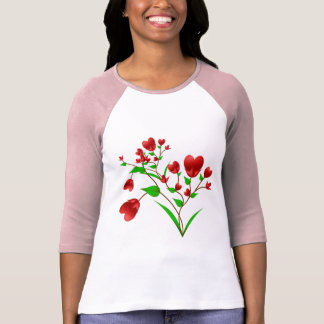 Blooming Hearts Shirt