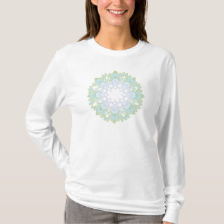 Blooming Lotus Long Sleeve T-Shirt