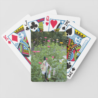Blooming Playing Cards