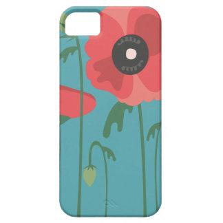 Blooming Poppy Field Phone Case