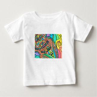 Blooming Ribbons Baby T-Shirt