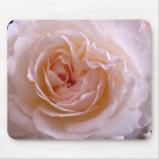 Blooming Rose Mouse Pad