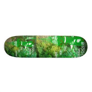 Blooming Skateboard