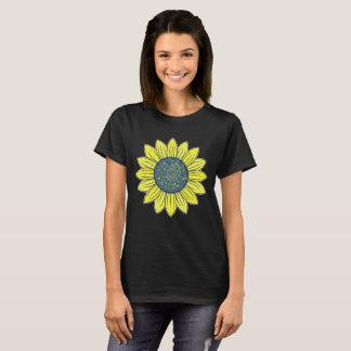 Blooming Sunflower T-Shirt