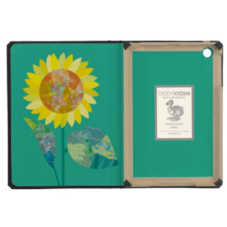 Blooming Sunflowers iPad Mini Cases