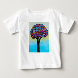 BLOOMING TREE BABY T-Shirt